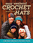 Easy Weekend Crochet Hats