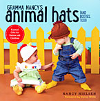 Gramma Nancy's Animal Hats (and booties too!)