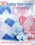 30 Baby Blankets to Crochet