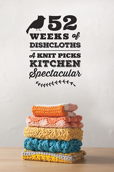 52 Weeks of Dishcloths 2014 Pattern Collection