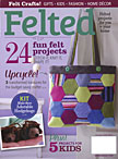 Felted Summer/Fall 2015 Magazine