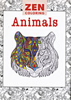 Zen Coloring: Animals