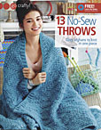 Go Crafty! 13 No-Sew Throws