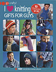 Go Crafty! I Love Knitting Gifts for Guys