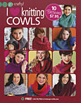 Go Crafty! I Love Knitting Cowls
