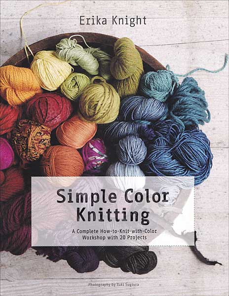 Simple Color Knitting
