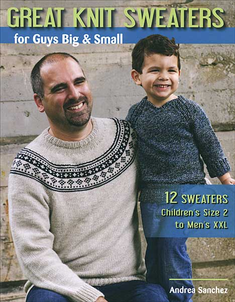 Great Knits Sweaters for Guys Big & Small