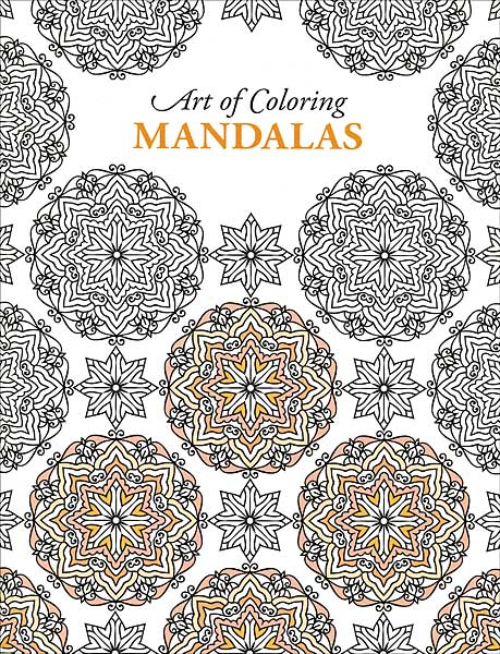 Art of Coloring Mandalas