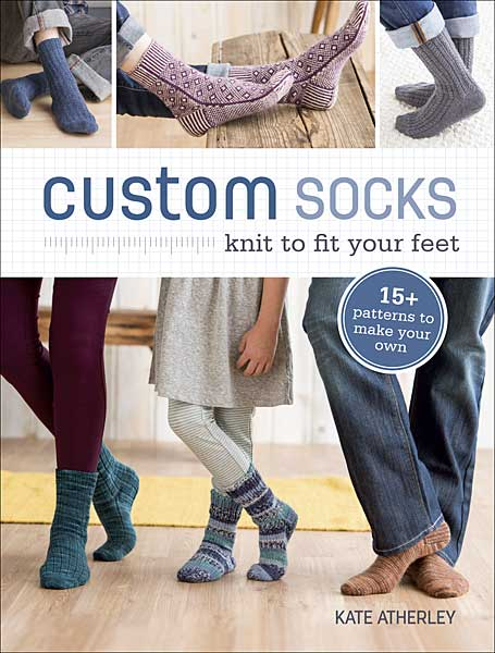 Custom Socks to Fit Your Feet