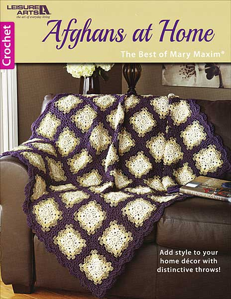 Afghans at Home: The Best of Mary Maxim