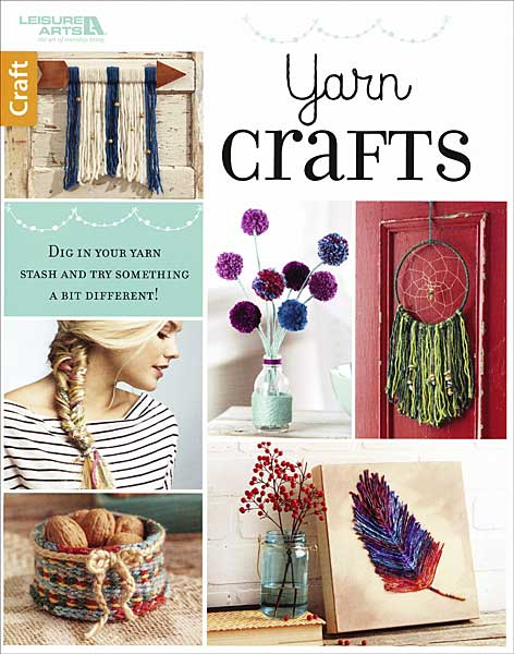 Yarn Crafts Book