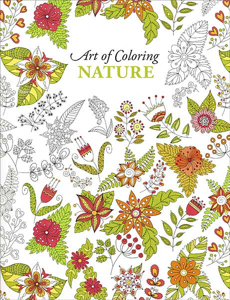 Art of Coloring: Nature