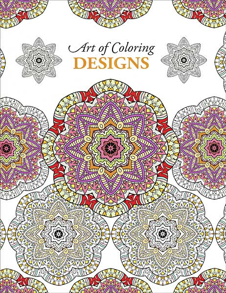 Art of Coloring: Designs