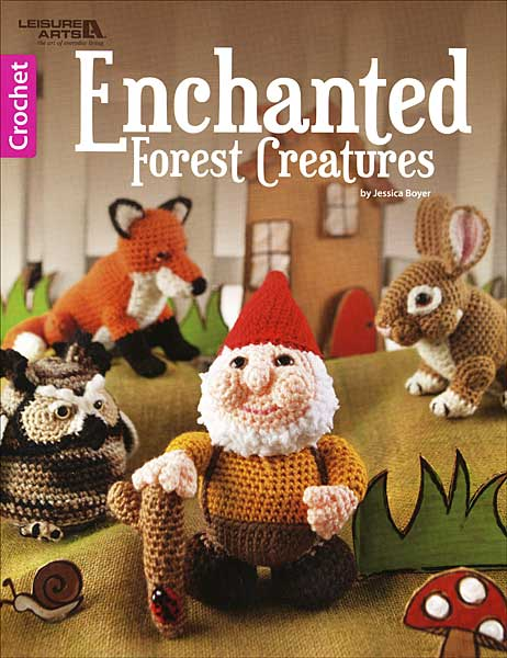 NEW Enchanted Forest Creatures