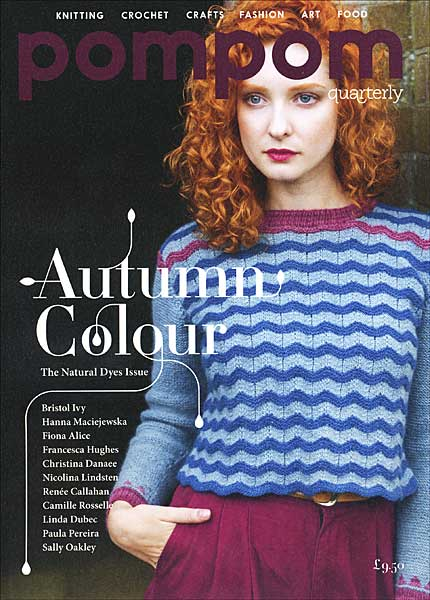 Pompom Quarterly Issue 18: Autumn 2016