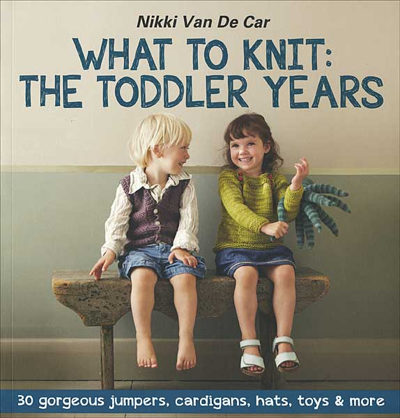 What to Knit: The Toddler Years