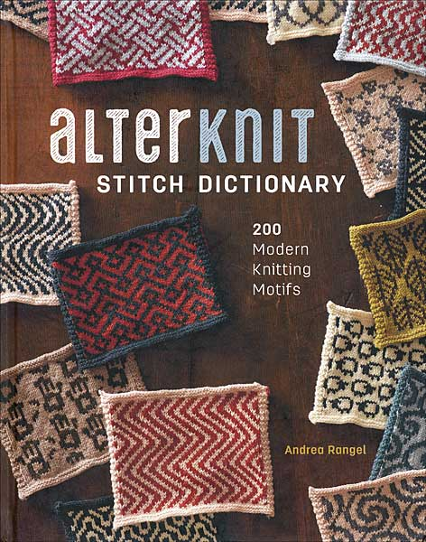 AlterKnit Stitch Dictionary