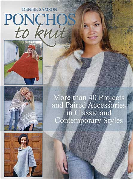 Ponchos to Knit