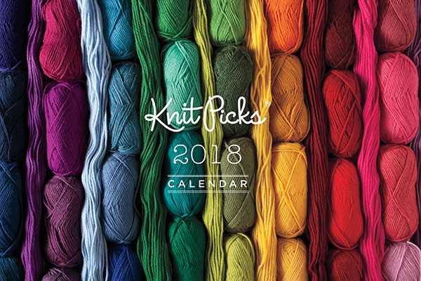 Knit Picks 2018 Calendar