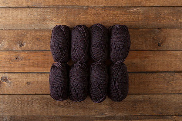 Swish Worsted Lava Heather Sampler