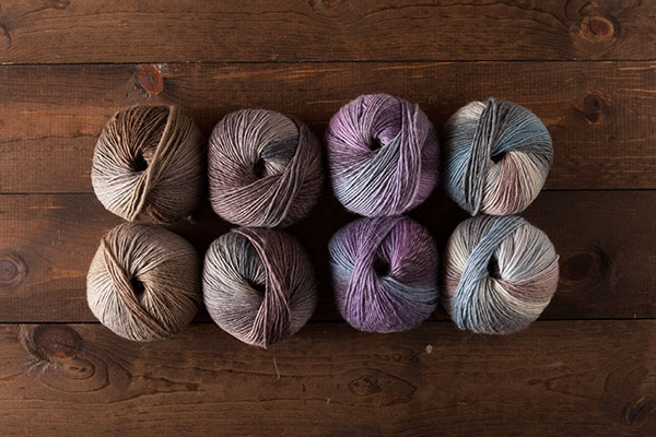 Nature Walk Chroma Worsted Sampler