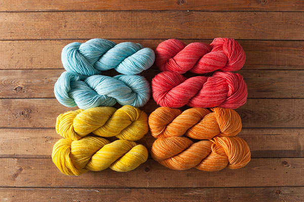Preciosa Worsted - Cosmos Bouquet Sampler