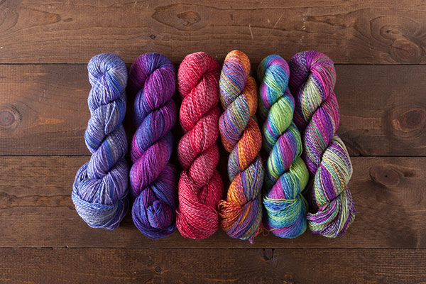 Foxglove Chroma Twist Fingering Value Pack