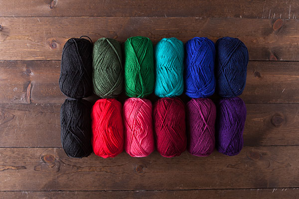 Just the Yarn! Hue Shift - Jewel Value Pack
