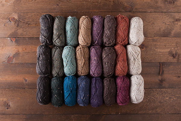 Tweedy Hats - Yarn Value Pack