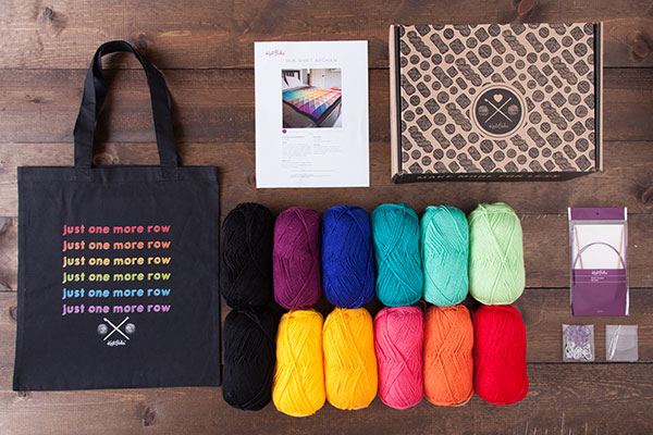 Hue Shift Pattern Boxed Kit - Rainbow