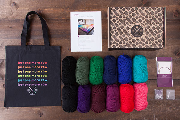 Hue Shift Pattern Boxed Kit - Jewel