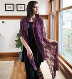 Candle Flame Shawl Pattern