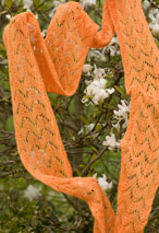 Fishtail Lace Scarf Pattern Pattern