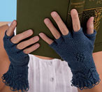 Queen of Diamonds Gloves Pattern Pattern