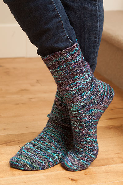 Thermal Socks Pattern Pattern