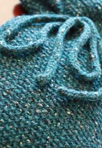 Quick Seed Stitch Hot Water Bottle Cover Pattern Pattern