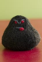 Grumpy, the Lump of Coal Pattern Pattern