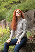 Galloway Pullover Pattern Pattern