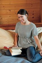 Romantic Interlude Pullover Pattern Pattern