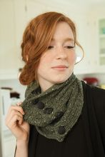 Hypatia Cowl Pattern