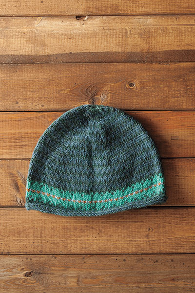 Color Harmony Cap Pattern