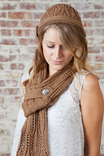 Pennaceous Hat & Scarf Pattern