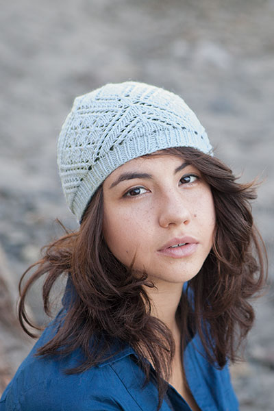 Snow Pack hat Pattern Pattern
