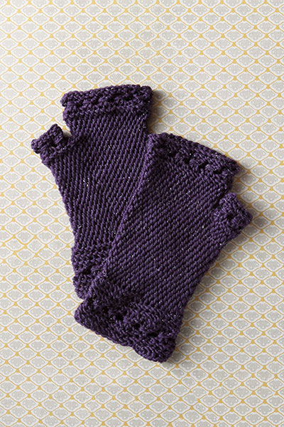 Licked Mitts Pattern Pattern