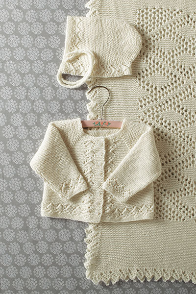 Heirloom Layette Pattern