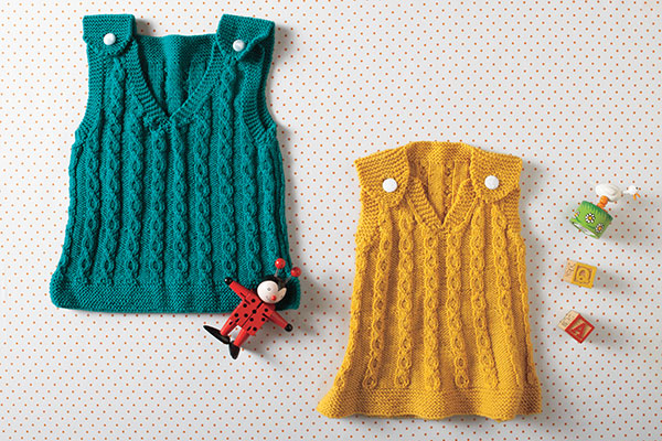 Peter & Wendy Pattern