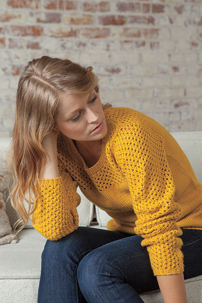 Hot Cider Pullover Pattern