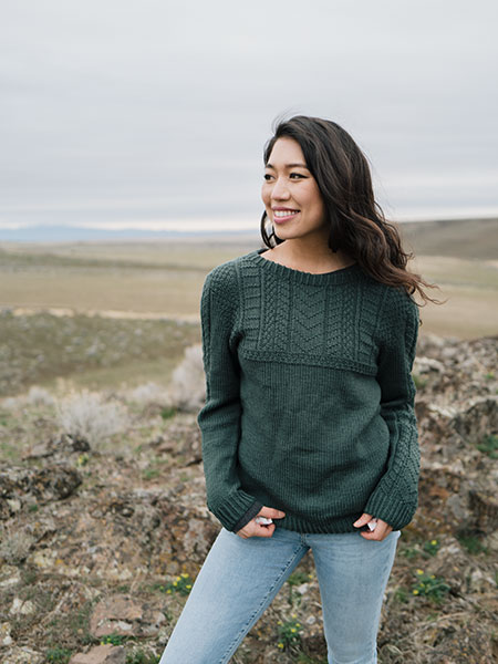 Cumbria Sweater Pattern