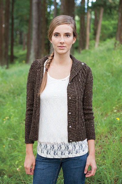 Freeport Cardigan Pattern