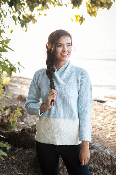 Stockbridge Pullover Pattern
